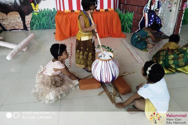Velammal New Gen School Online Learning